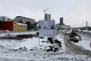 The Asemakeskus Building Site