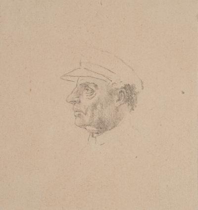 Johan Ludvig Runebergs huvud.