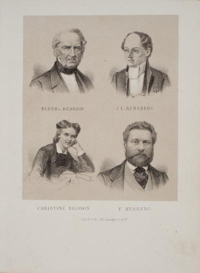 Bernhard von Beskow, J.
