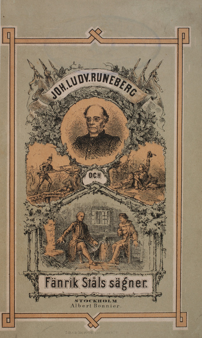 Johan Ludvig Runeberg / och /  ...