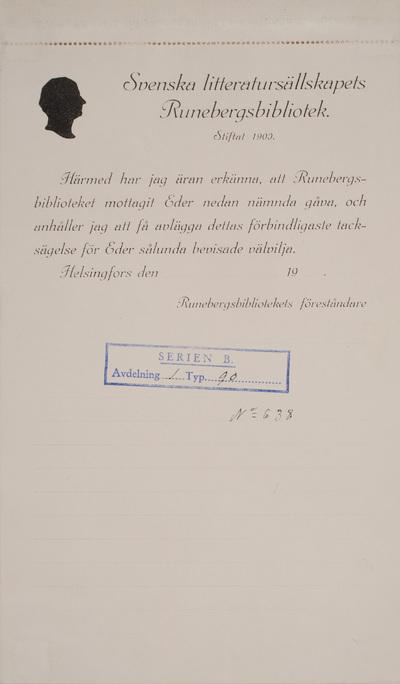 Silhuetten stod som grund för Svenska  ...