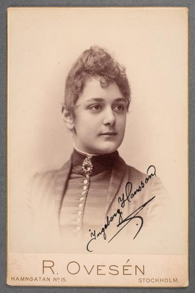 Ingeborg Hansson (g.