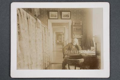 David Fredrik (Fritz) Hirn (1834-1910), lärare  ...