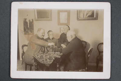 Julius (Julle) Hirn (1868-1914), Maria  ...