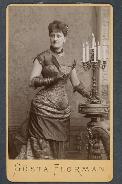 Olga Björkegren (g.
