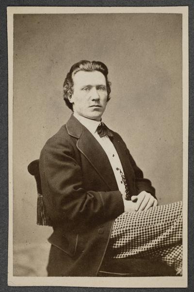 August Fredrik Dörum (1841-1880), svensk skådespelare  ...