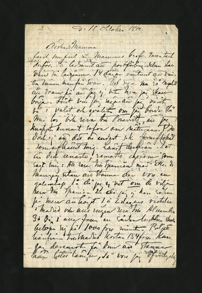 d. 15 Oktober 1880