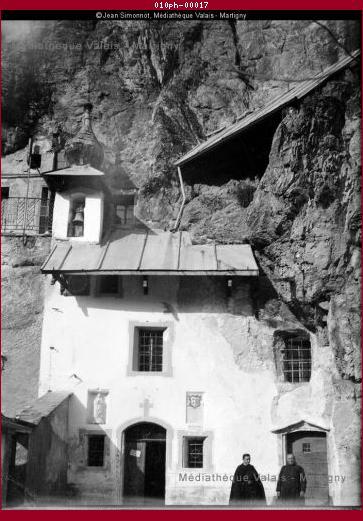 Ermitage de Longeborgne, Sion