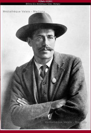 Monsieur Franz Lochmatter