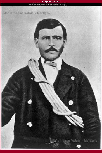 Monsieur Ferdinand Imseng