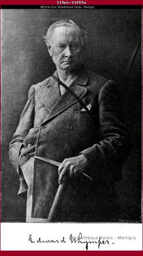 Monsieur Edward Whymper