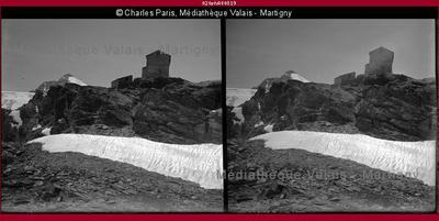 Vues depuis la cabane de Gandegg
