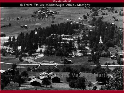 Village de vacances, Fiesch