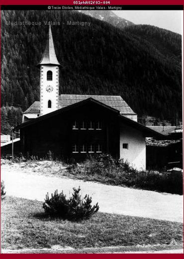 Eglise, Kippel