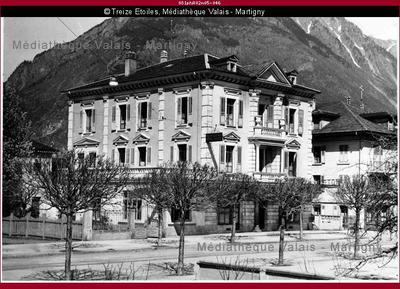 Quartier de la gare, Martigny