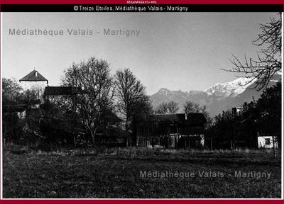 Monastère des Bernardines, Collombey