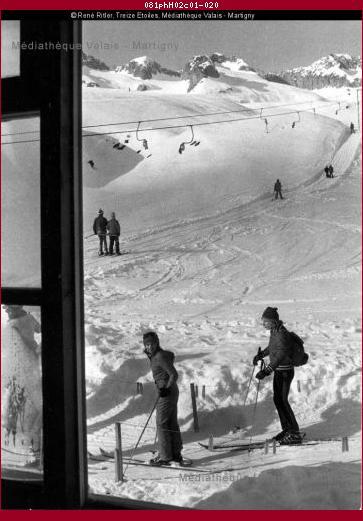 Piste de ski, Belalp