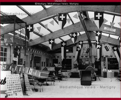 Comptoir, Martigny
