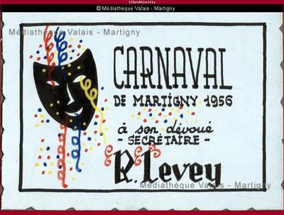 Carnaval, Martigny