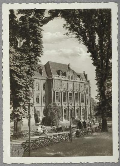 Collegium Novum in Krakow.