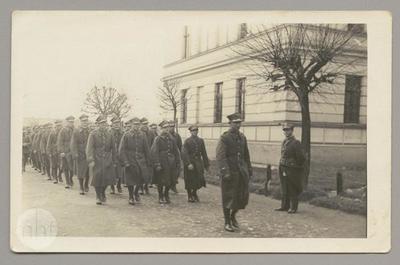 Piłsudski's Mound in Krakow.