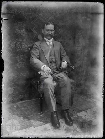 Portrait of Stanisław Czachórski.