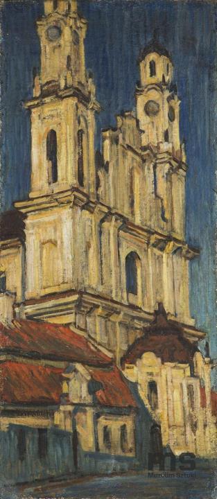 Kościół misjonarzy