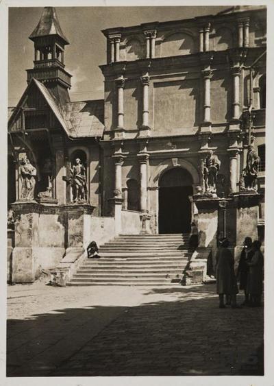 Jarosław. Kościół farny