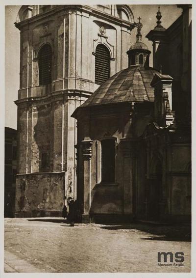 Przemyśl. Katedra o. ł., fragment