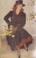 [Amor em tempo de  guerra: Clotilde e Júlio - correspondência em postais ilustrados durante a primeira Guerra Mundial  1917-1919]: Correio da Flandres para Portugal
