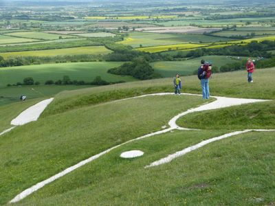 View from Uffington Hill