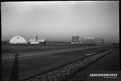 Vilhelm Lauritzens byggeri, Gladsaxe Skole, 1936/1937, bygninger