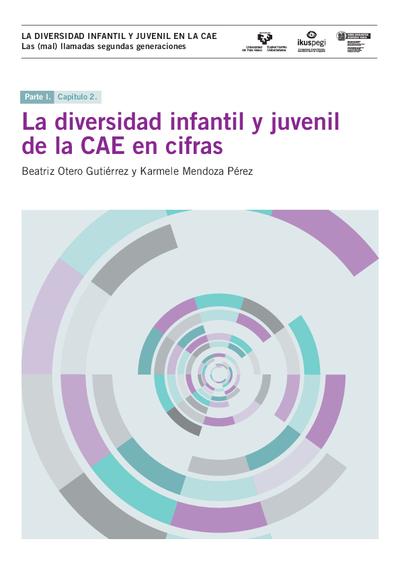 La diversidad infantil y juvenil de la CAE en cifras