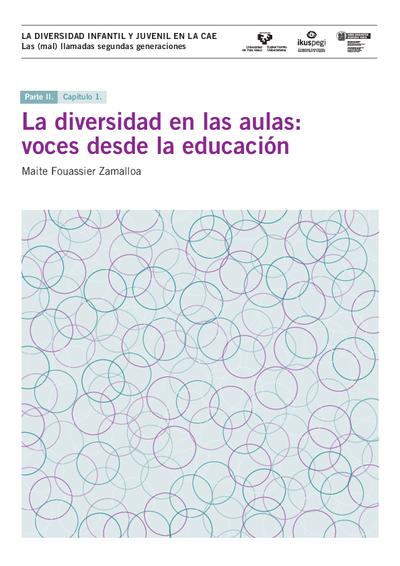 La diversidad en las aulas: voces desde la educación