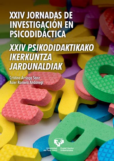 XXIV Jornadas de Investigación en Psicodidáctica