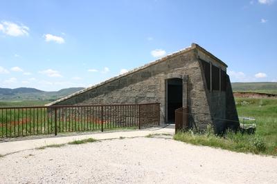 """[S_Ambrona_Insitu] Levantamiento fotogramétrico del yacimiento paleontológico """"Museo in situ"""" de Ambrona (Soria)"""