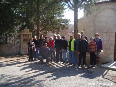 Εκδήλωση δενδροφύτευσης στο Άρσος