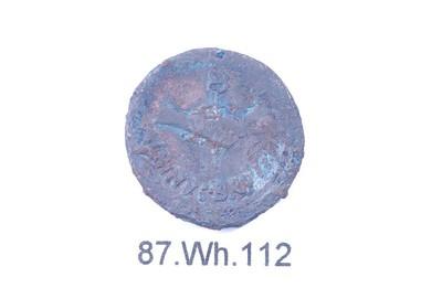 Volledige denarius van D. Iunius Brutus Albinus (munt) in zilver