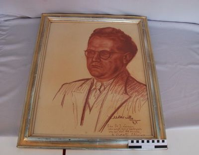 Portret J. Leenen