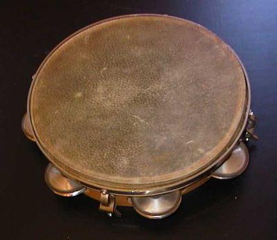 Anoniem, muziekinstrument: tamboerijn, s.d.