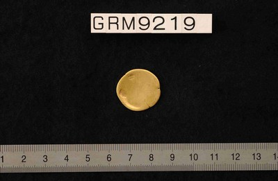 Volledige stater van de Atrebaten (munt) in goud