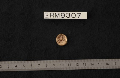 Volledige stater van de Eburonen (munt) in goud