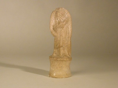 Complete Minerva in terracotta