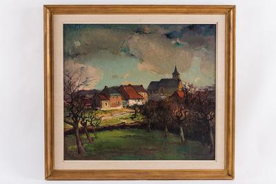Haspengouws dorp (Muizen)