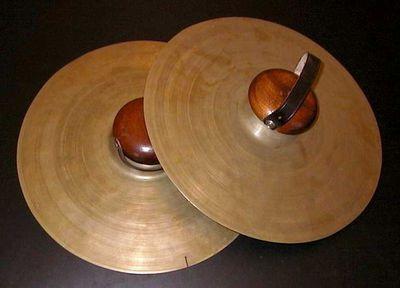 Anoniem, muziekinstrument: cymbaal, s.d.