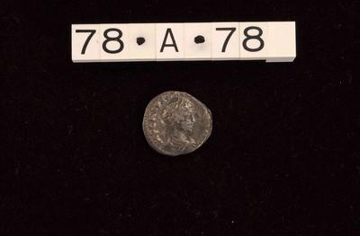 Volledige denarius van Severus Alexander (munt) in zilver