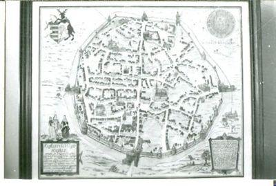 Stadsplan Hasselt