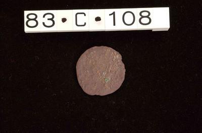 Volledige munt in brons