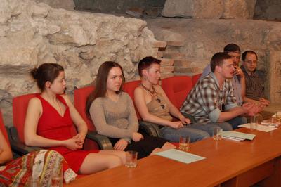 Вече савремене украјинске поезије