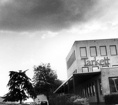 Fabriksbyggnad